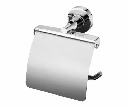 Ideal Standard A9127AA Chrome Plated Toilet Roll Holder For Home Or Hotel Use